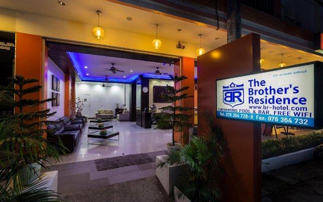 Отель Sharaya Residence Patong вид на фасад
