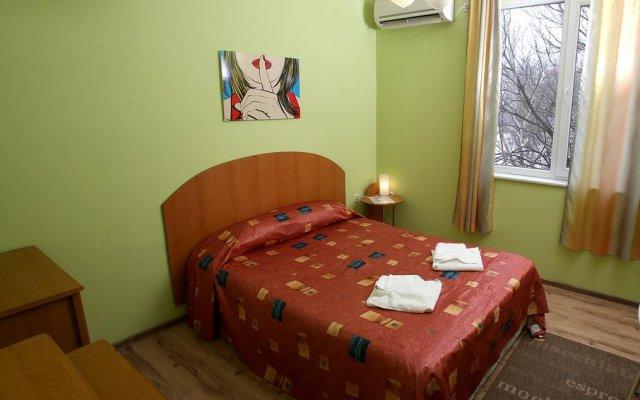Отель Огнян Болгария, София - отзывы, цены и фото номеров - забронировать отель Огнян онлайн комната для гостей