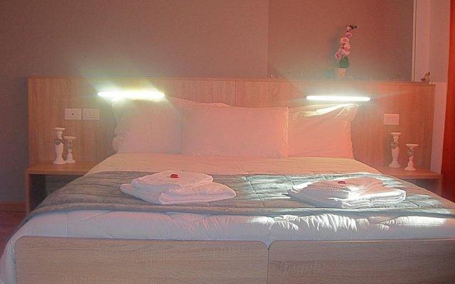 Отель Al Cavaliere Порденоне комната для гостей