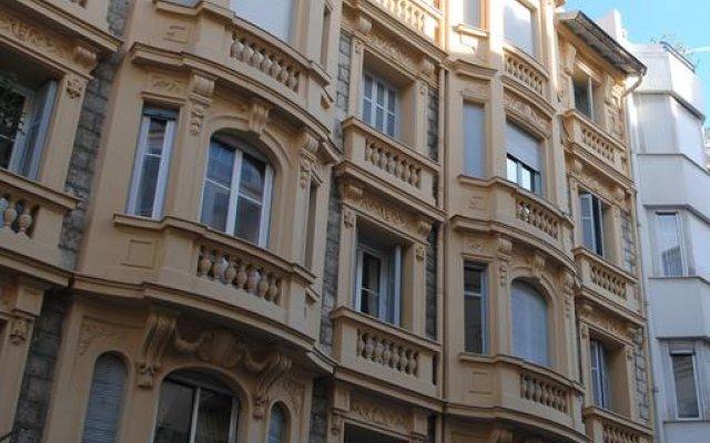 Апартаменты Apartment Casa bella di charme вид на фасад