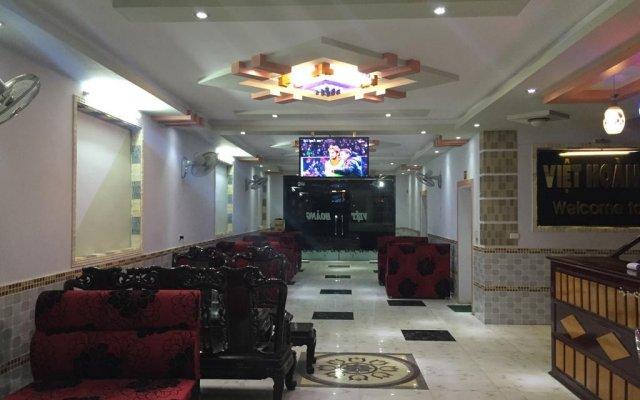 Отель Viet Hoang Guest House интерьер отеля