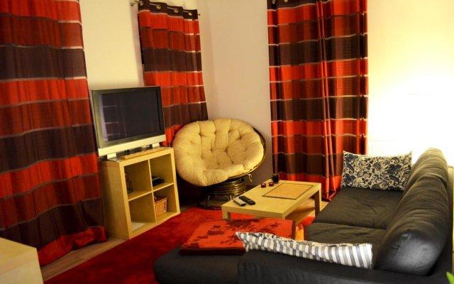 Отель Inapartments Aristo Sopot комната для гостей