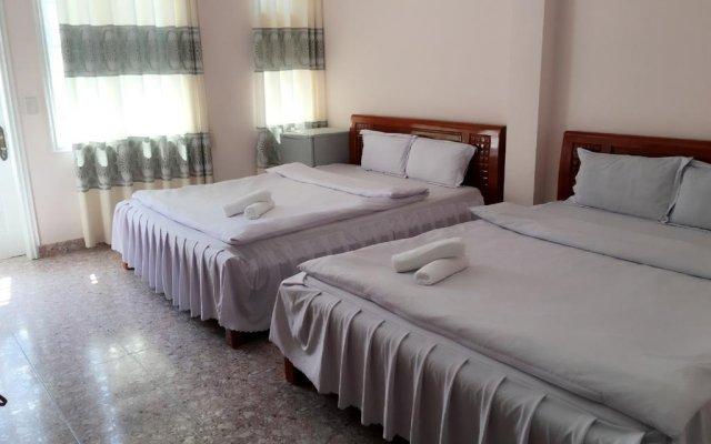 Отель Bao Khanh Guesthouse Далат комната для гостей