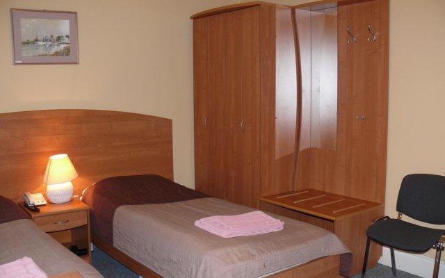 Отель Yaroslavl - Exeter Inn Ярославль комната для гостей