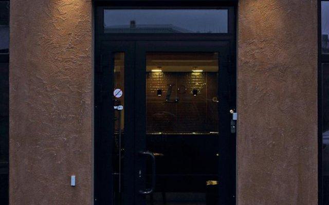 Loff hotel вид на фасад