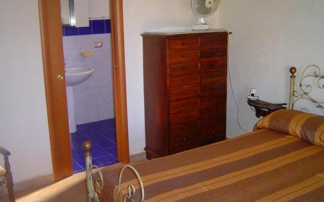 Отель Villa Al Mare Arenella Siracusa Аренелла комната для гостей