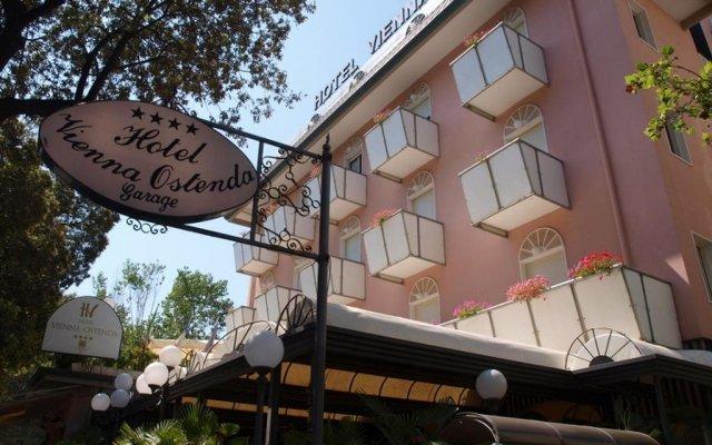 Hotel Vienna Ostenda вид на фасад