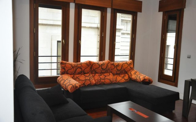 Отель Apartamentos Principe комната для гостей
