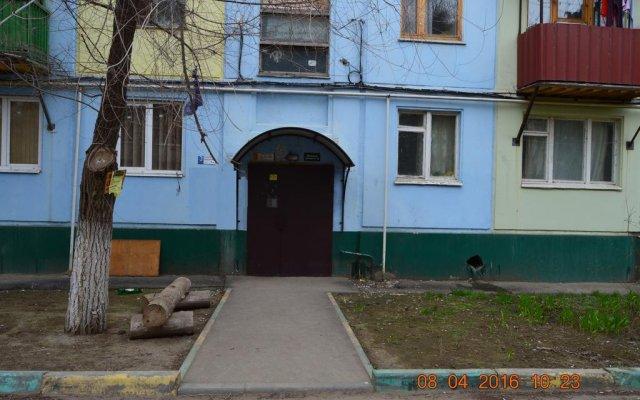 Апартаменты Apartment at Ulitsa Tatischeva вид на фасад