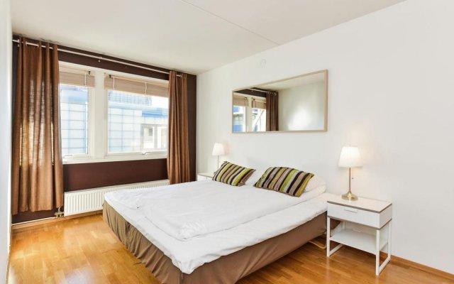 Апартаменты Oslo Apartments - Aker Brygge комната для гостей