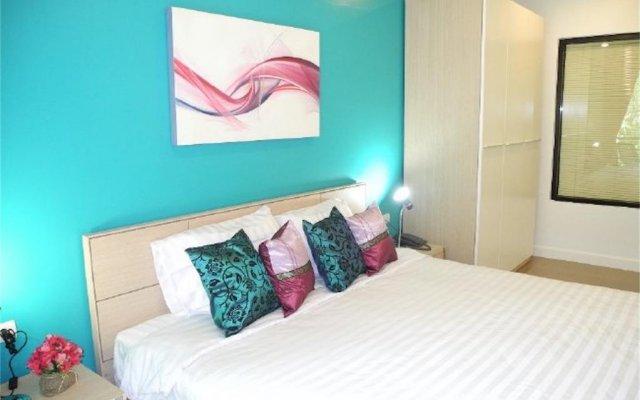 Апартаменты Unity Patong Studio комната для гостей