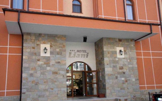Hotel Liani - All Inclusive вид на фасад