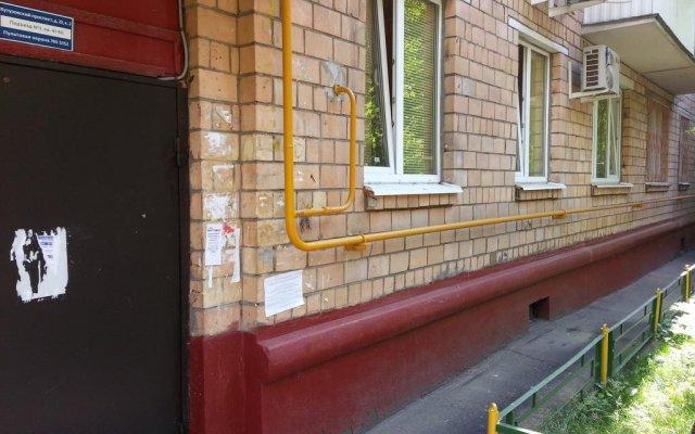Гостиница Соня вид на фасад