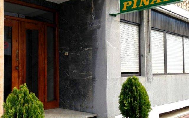 Hotel Pinar Somo Surf вид на фасад