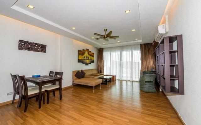 Отель Sea And Sky 1 Br By Pro Phuket комната для гостей