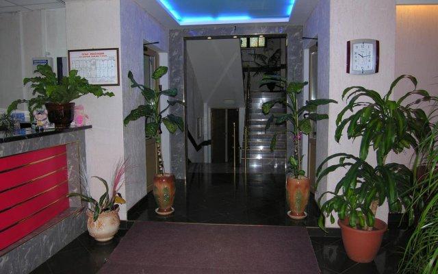 Гостиница Хит Парк вид на фасад