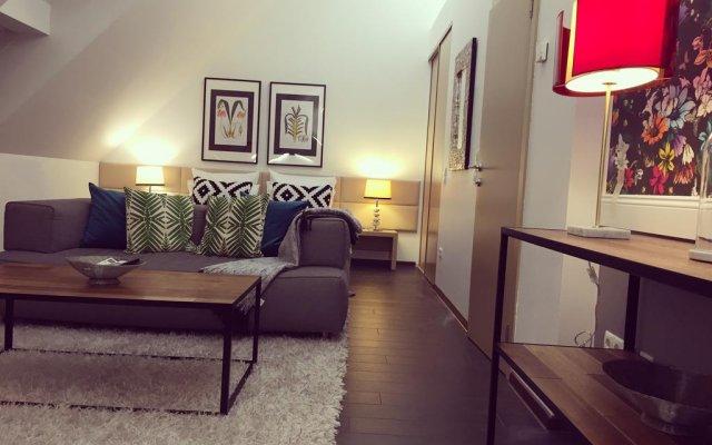 Апартаменты Rafael Kaiser Premium Apartments комната для гостей