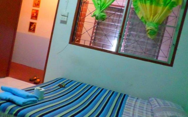 Отель Sukumvit Backpacker комната для гостей
