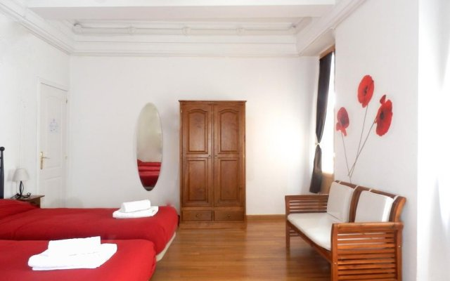 Отель Kasa Katia Guest House Валенсия комната для гостей