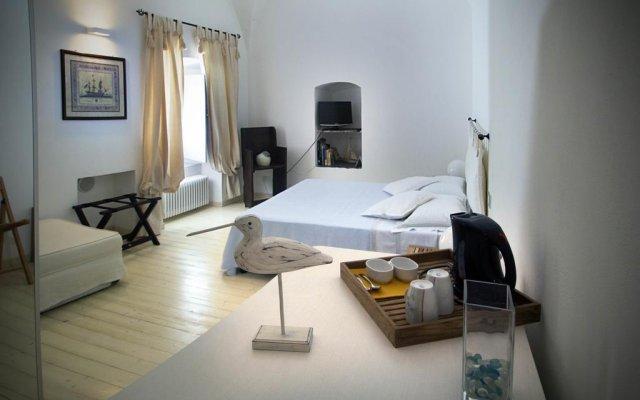 Отель La Casa di Alessia Камогли комната для гостей