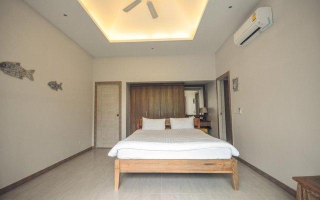 Отель Ayg Areca Private Pool Villa комната для гостей