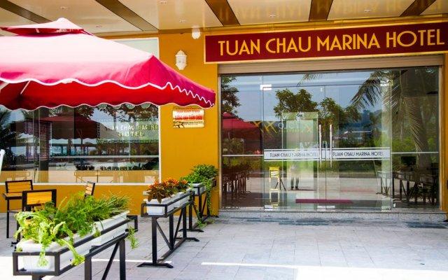 Отель Tuan Chau Marina Hotel Вьетнам, Халонг - отзывы, цены и фото номеров - забронировать отель Tuan Chau Marina Hotel онлайн питание