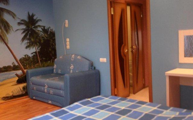 Апартаменты Apartment Posadskaya комната для гостей