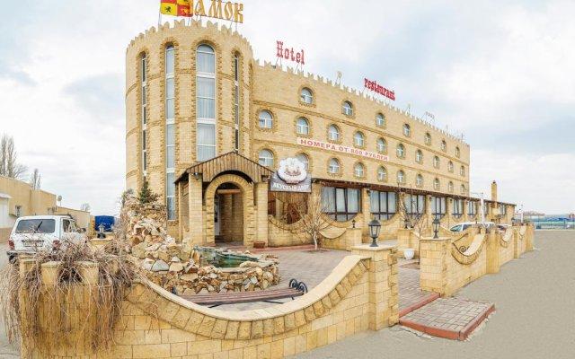 Франт Отель Замок вид на фасад