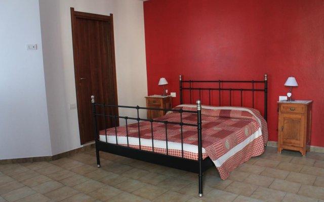 Отель In casa di Alice 2 Сарцана комната для гостей