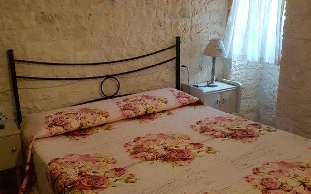 Отель I Trulli Di Nonno Giovanni Альберобелло комната для гостей