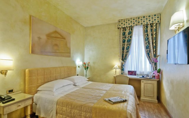 Отель Alba Palace Hotel Италия, Флоренция - 3 отзыва об отеле, цены и фото номеров - забронировать отель Alba Palace Hotel онлайн комната для гостей