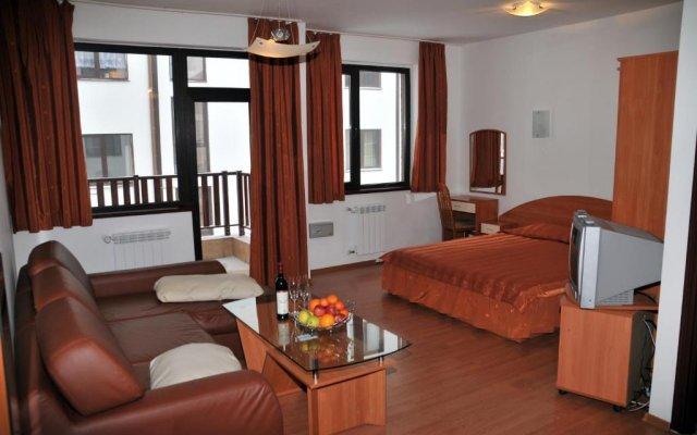 Отель Apart Hotel Flora Residence Болгария, Боровец - отзывы, цены и фото номеров - забронировать отель Apart Hotel Flora Residence онлайн комната для гостей