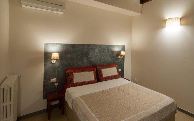 Отель La Divina Dimora комната для гостей