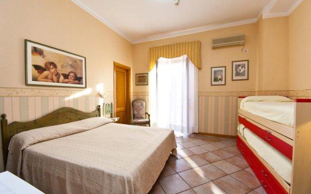 Hotel Stelle DEuropa комната для гостей
