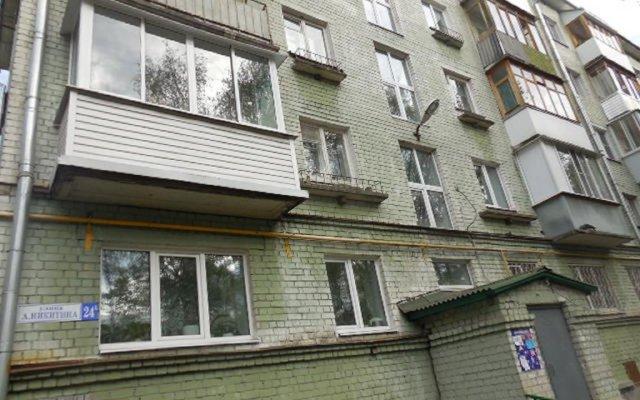 Квартирный отель вид на фасад