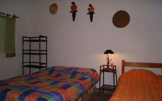 Hotel Cabanas Paradise комната для гостей