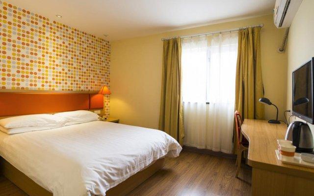 Отель Home Inn Plus Xi'an Dayan Tower Китай, Сиань - отзывы, цены и фото номеров - забронировать отель Home Inn Plus Xi'an Dayan Tower онлайн комната для гостей