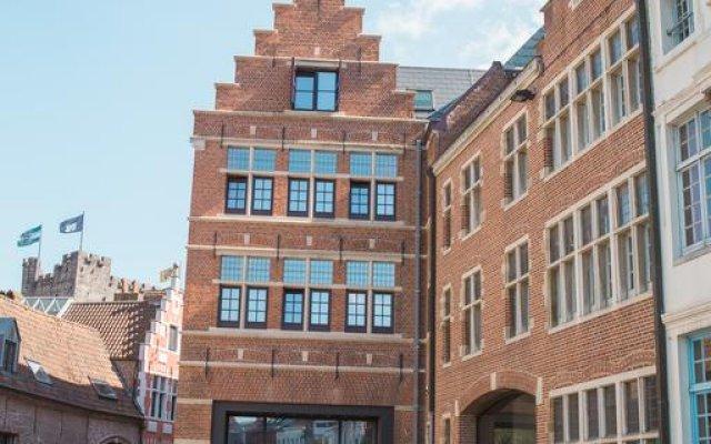 De Draecke Hostel вид на фасад