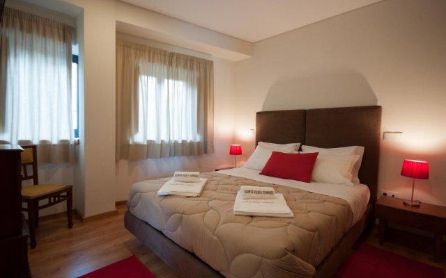 Отель Quinta Vilar e Almarde комната для гостей