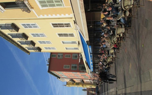 Апартаменты Nice Studio Old Town Sea Side вид на фасад