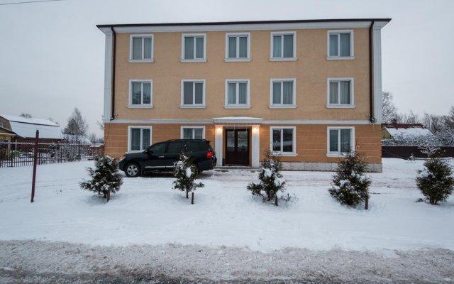 Гостиница Dom Granda вид на фасад