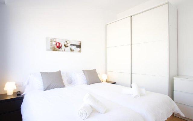 Отель Bcn Central Terrace Барселона комната для гостей