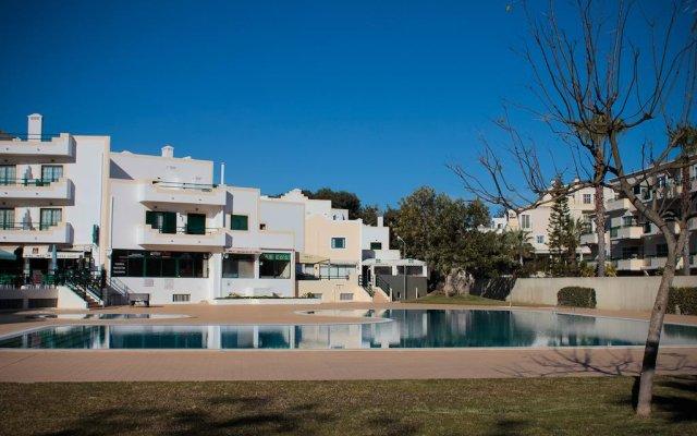 Отель Dunas do Alvor Португалия, Портимао - отзывы, цены и фото номеров - забронировать отель Dunas do Alvor онлайн бассейн