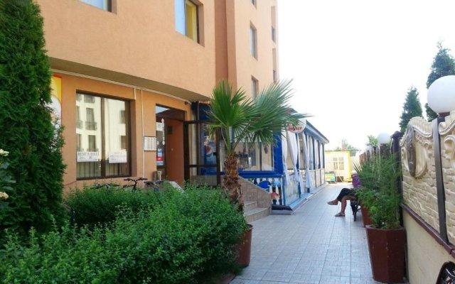 Апартаменты Menada Sea Grace Apartments Солнечный берег вид на фасад
