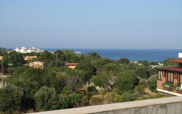 Отель Pietrenere Джардини Наксос балкон