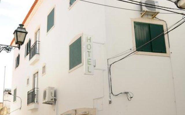 Hotel A Cegonha вид на фасад