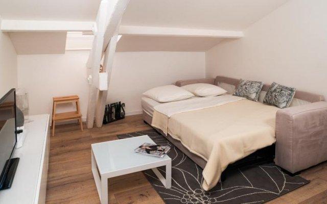 Отель Appartement Centre de Nice комната для гостей