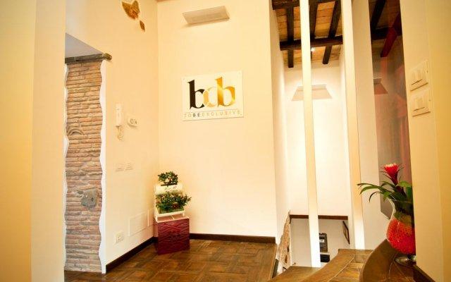 Отель BDB Luxury Rooms Navona Cielo комната для гостей