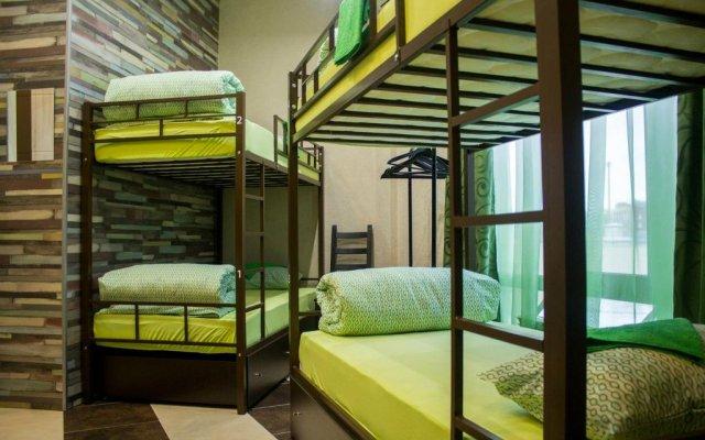 Nice Hostel HH комната для гостей