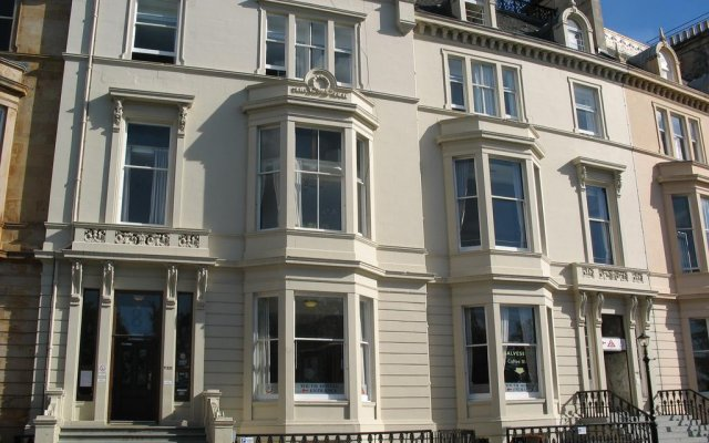 Glasgow Youth Hostel вид на фасад